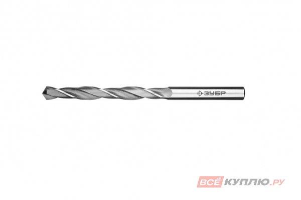 Сверло Зубр «МАСТЕР» по металлу 6.5х101 мм; Р6М5; В1 (4-29621-101-6,5)
