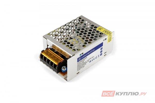 Блок питания для светодиодов 220/12V 50W, IP20 (11244)