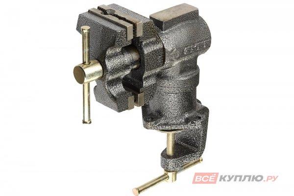 Тиски ЗУБР МИНИ-3D многофункциональные 63/37 мм (32480)