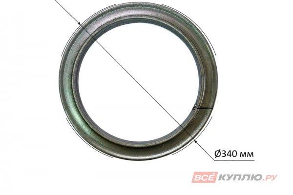 Кольцо Ø340 мм (труба 15*15 мм)