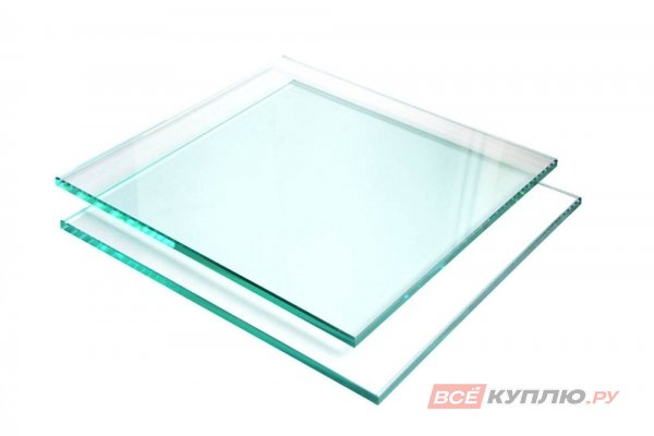 Стекло прозрачное 2500*1605*2 мм (цена за кв.м/ нарезка)