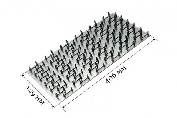 Пластина гвоздевая PSE 129*406 мм