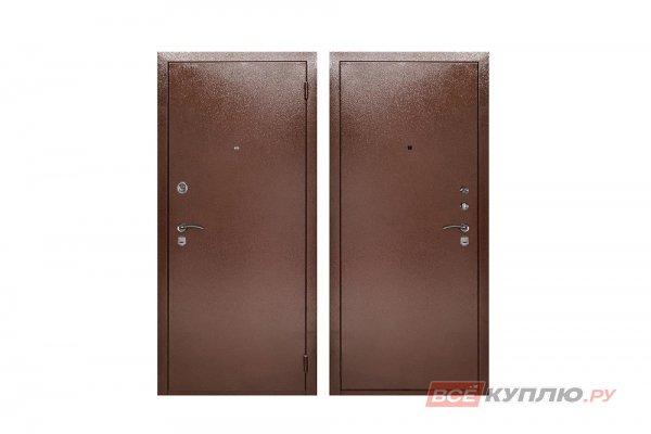 """Дверь металлическая уличная Аргус """"ДА-9"""""""