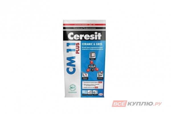 """Клей для плитки """"Ceresit CM 11"""" 5 кг"""