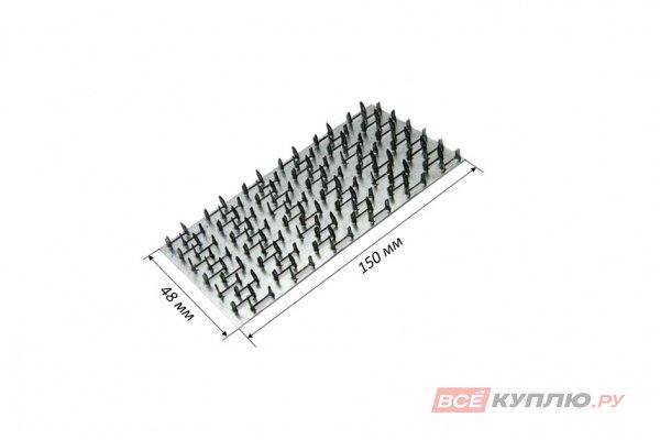 Пластина гвоздевая PSE 150*48*1,2 мм