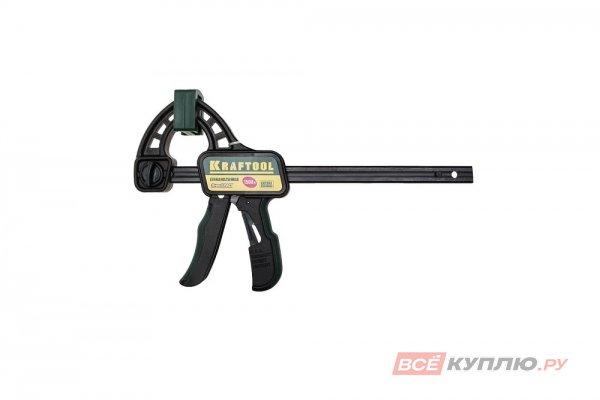 Струбцина ручная пистолетная KRAFTOOL EcoKraft 160 мм (32226-15)