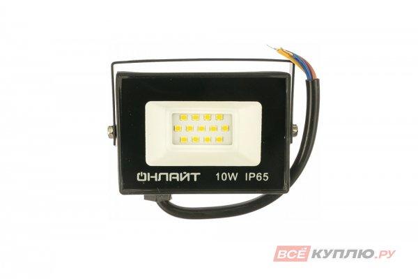 Светильник ОНЛАЙТ OFL-10-4K-BL-IP65-LED (71656)
