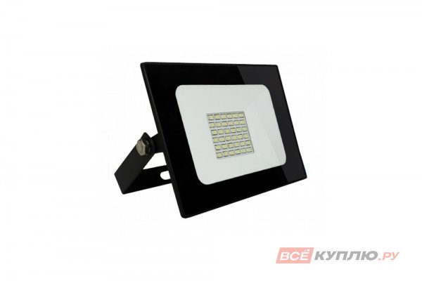 Светильник Smartbuy LED FL SMD LIGHT 30W, 6500K, IP65 (SBL-FLLight-30-65K)
