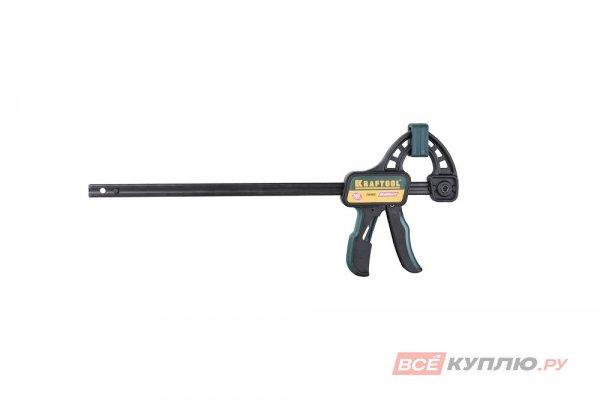 Струбцина ручная пистолетная KRAFTOOL EcoKraft 300/500 мм (32226-30)