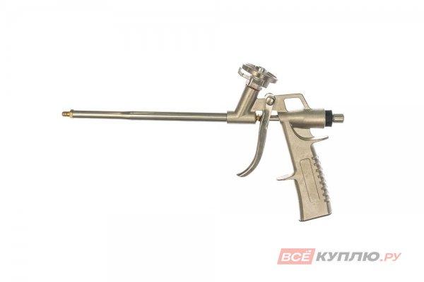 Пистолет для монтажной пены цельнометаллический Blast Flint (590026)