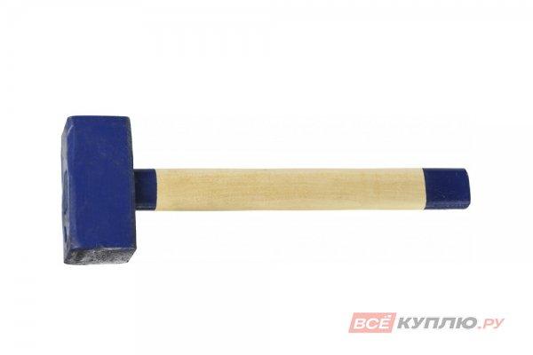 Кувалда с деревянной рукояткой СИБИН 2 кг (20133-2)
