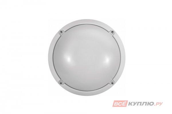 Светильник ОНЛАЙТ OBL-R1-12-4K-WH-IP65-LED-SNRV (71623)