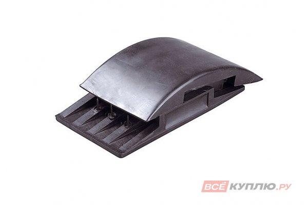 Брусок STAYER для шлифования резиновый 130х70 мм (3564)