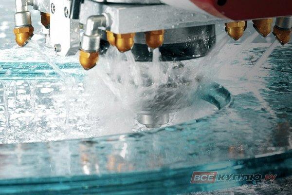 Сверление отверстий стекла d=4-12 мм (цена в руб за отверстие)