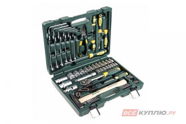 Набор слесарно-монтажного инструмента KRAFTOOL EXPERT (27976-H66)