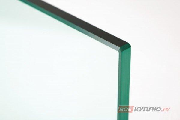 Обработка кромки (полировка) на прямолинейных изделиях 6 мм (руб./п.м.)