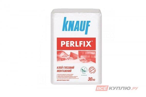 Клей для гипсокарона Knauf Перлфикс 30 кг
