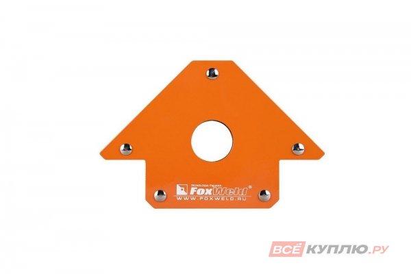 Уголок магнитный FOXWELD 5153 FIX-4, углы 45/90/135 градусов до 22 кг (621488)