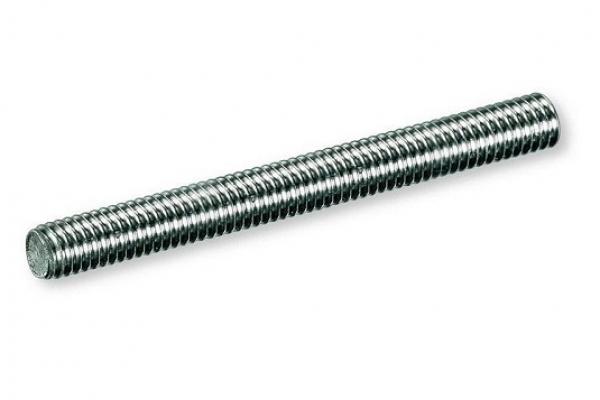 Шпилька резьбовая DIN 975 М12*2000 мм цинк
