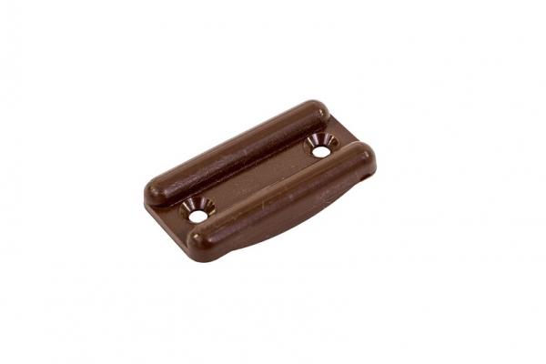 Подпятник мебельный коричневый