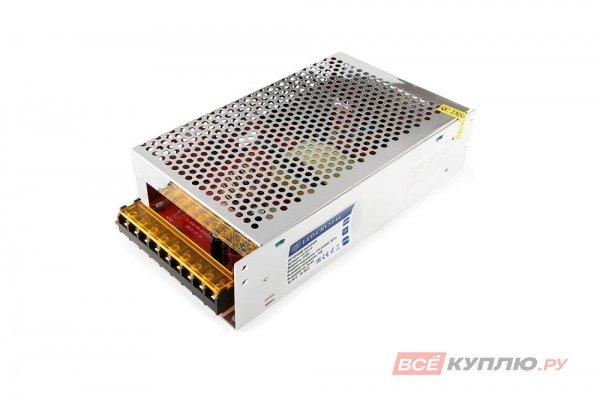 Блок питания для светодиодов 220/24V 250W, IP20 (12841)