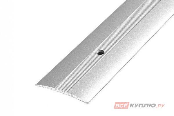 Профиль стыкоперекрывающий ПС-03 900 мм серебро анод