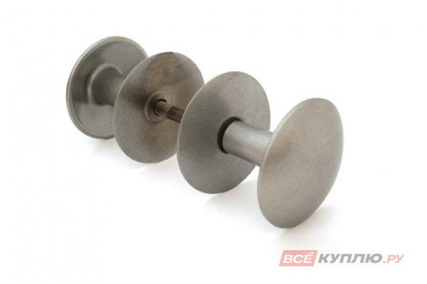 Ручка-кнопка РДК -110 хром (6722)
