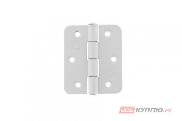 Петля накладная Кунгур ПН5-60 белая (3272)