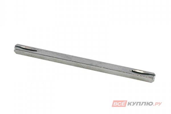 Квадратный стержень для ручек 8*8*150 мм (6987)