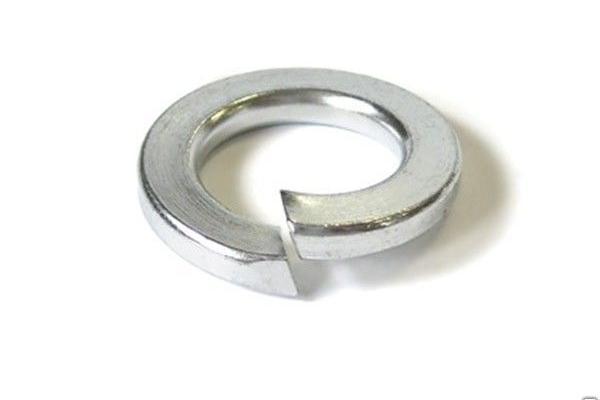 Шайба пружинная DIN 127 цинк гровер М8