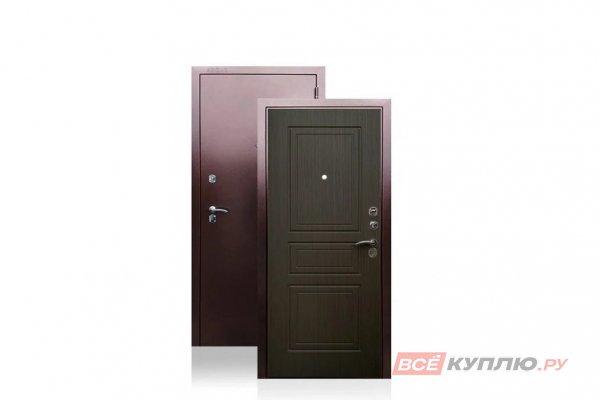 """Дверь металлическая Аргус """"Гранд Венге"""""""