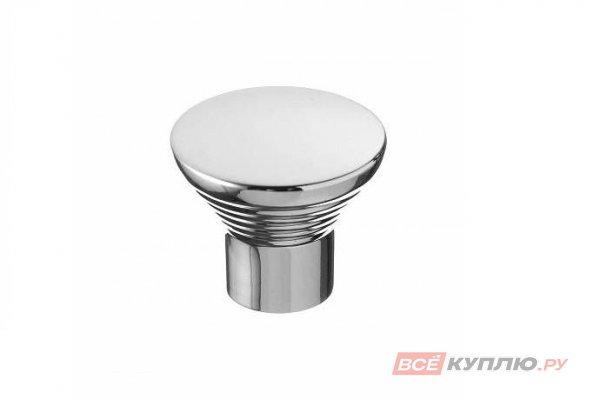 Ручка кнопка GZ ZH-011 хром