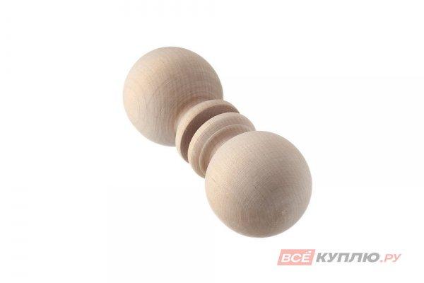 Ручка-кнопка банная Н-Новгород шар (3467)