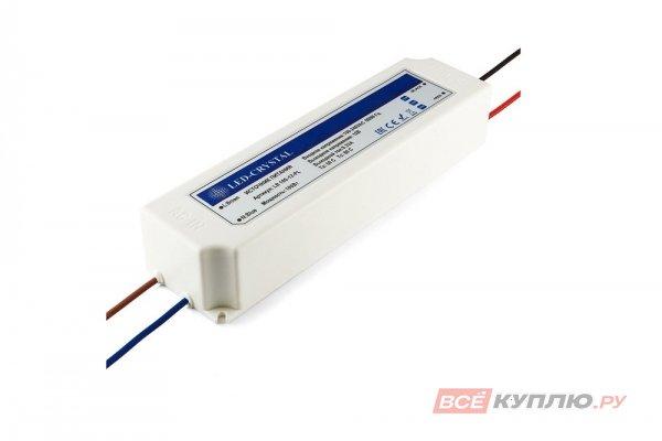 Блок питания для светодиодов влагозащищенный 220/12V 100W, IP67 (11270)
