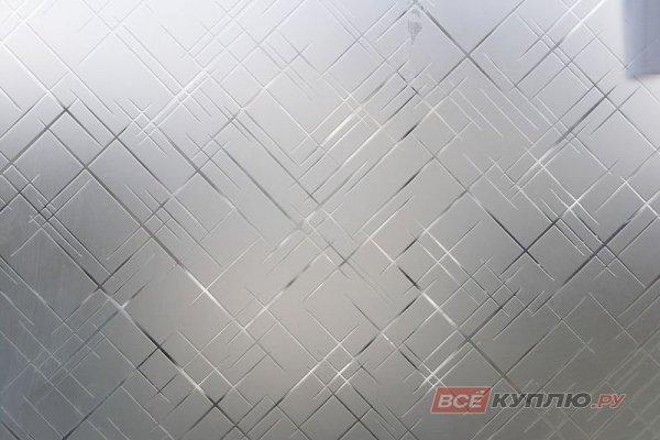Стекло узорчатое бесцветное Голден ЭАРС 2550*1605*4 мм (цена за лист)