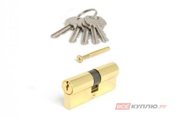 Механизм цилиндровый AVERS LL-60-G золото (9982)