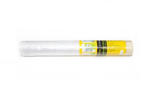 Стрейч пленка с клеящей лентой в рулоне ULTIMA 2700мм*17м