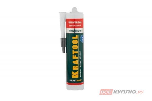 Клей монтажный KRAFTOOL KraftNails Premium KN-601, универсальный 310 мл (41341_z01)
