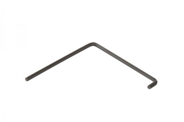 Ключ регулировочный шестигранник 4 мм Германия