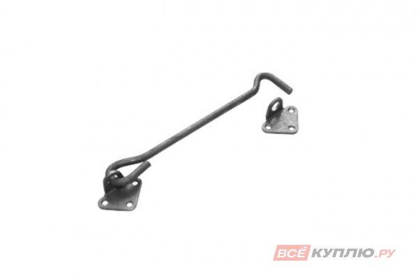 Крючок прутковый Домарт 300 мм без покрытия (9827)