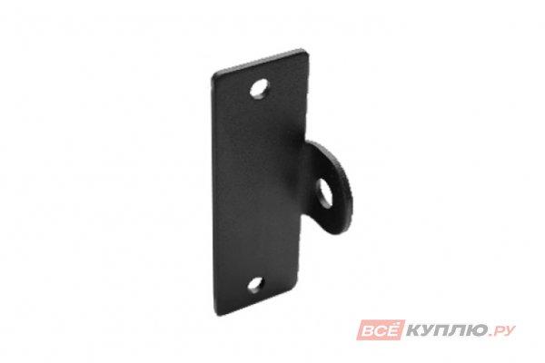 Проушина гаражная Домарт 50*150 толщина 4 мм без покрытия (9690)