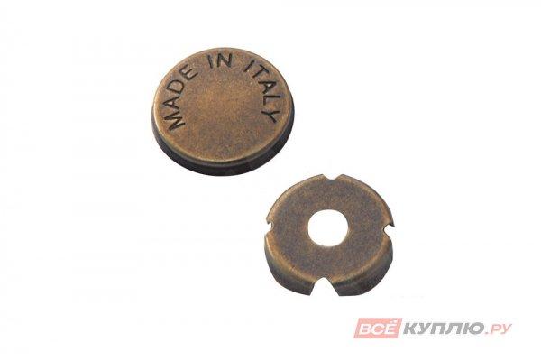 Заглушка для винта бронза состаренная (SCR.001.014.0004)