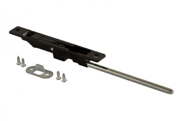 Шпингалет дверной врезной  ELEMENTTS 200 мм