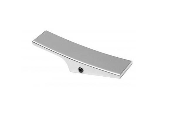 Крючок мебельный однорожковый хром (WZ-004-30-01)