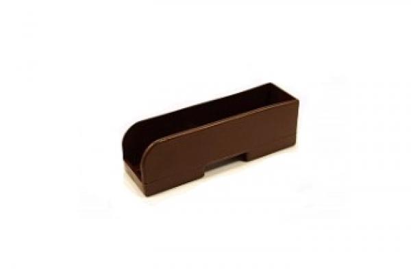 Опора мебельная ABC коричневый (T16)
