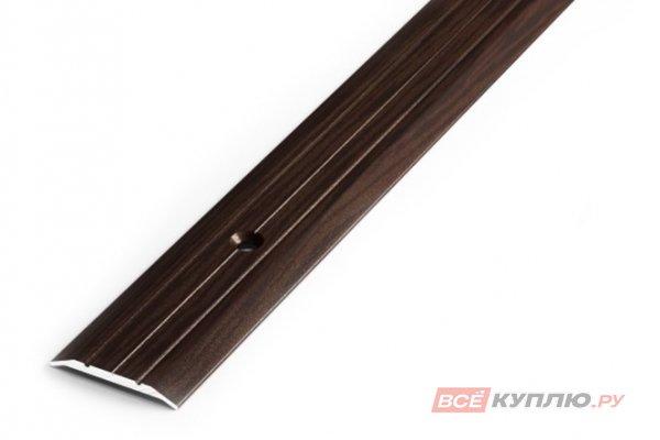 Профиль стыкоперекрывающий ПС-01 1350 мм венге