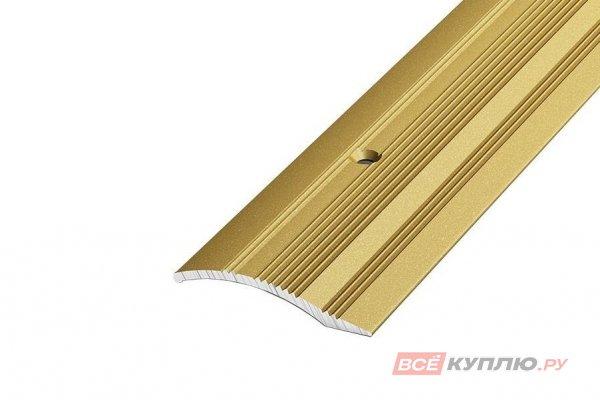Профиль угловой ПР-02 900 мм золото