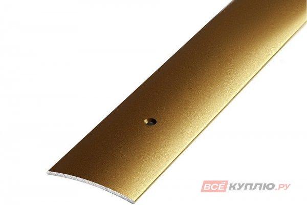 Профиль стыкоперекрывающий ПС-04 1350 мм бронза