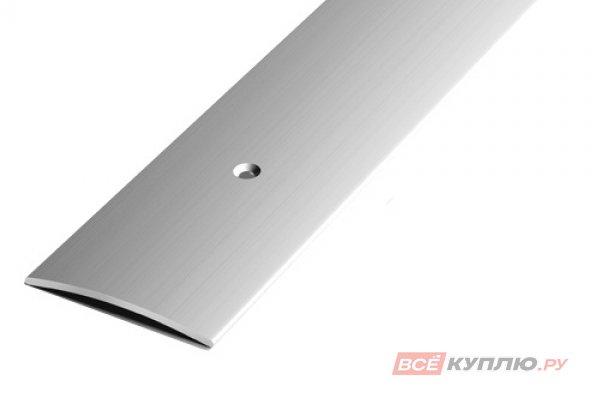 Профиль стыкоперекрывающий ПС-04-1 900 мм серебро полиэфир