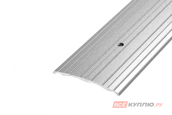 Профиль стыкоперекрывающий ПС-07 900 мм серебро